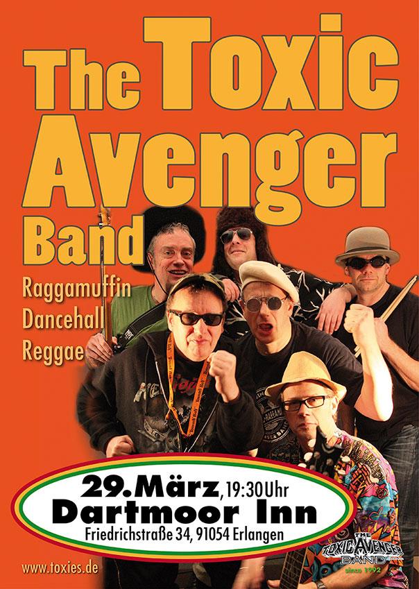 Toxic-Avenger-Band_plakat