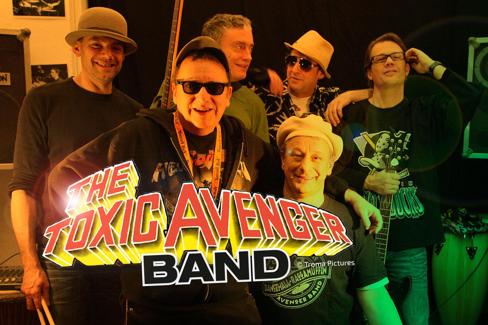 Toxic Avenger Band